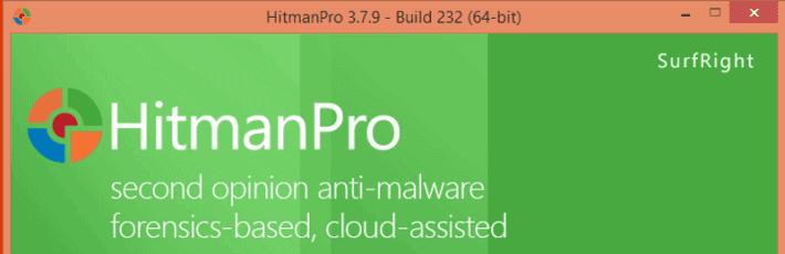 Erpresser-Trojaner löschen mit HitmanPro