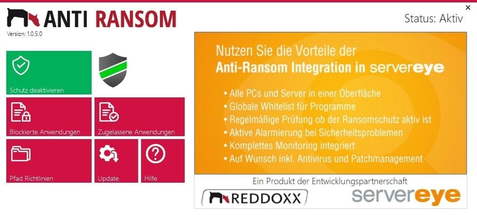 Anti-Ransom-Tool
