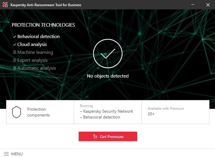 Kaspersky Anti-Ransomware-Tool