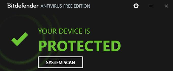 Bitdefender Antivirus free – der Gratisschutz